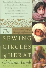 The Sewing Circles of Herat | Christina Lamb |