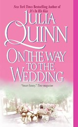 On the Way to the Wedding | Julia Quinn |