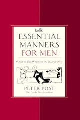 Essential Manners for Men | Peter Post |
