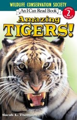 Amazing Tigers! | Sarah L. Thomson & Wildlife Conservation Society |