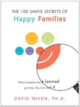 100 Simple Secrets of Happy Families | David Niven |