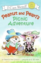 Peanut and Pearl's Picnic Adventure | Rebecca Kai Dotlich |
