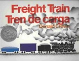 Freight Train/Tren de Carga | Donald Crews |