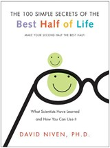 100 Simple Secrets of the Best Half of Life | David Niven |