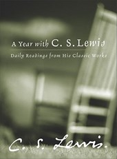 A Year With C. S. Lewis | C. S. Lewis & Patricia S. Klein |