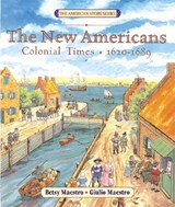 The New Americans | Betsy Maestro |