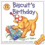 Biscuit's Birthday | Alyssa Satin Capucilli |