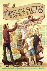 Applewhites at Wit's End | Stephanie S. Tolan |