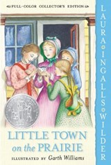 Little Town on the Prairie | Laura Ingalls Wilder |