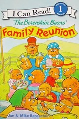 The Berenstain Bears' Family Reunion | Berenstain, Stan ; Berenstain, Jan ; Berenstain, Mike |