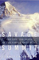 Savage Summit | Jennifer Jordan |