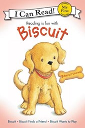 Biscuit's My First I Can Read Book Collection | Alyssa Satin Capucilli |