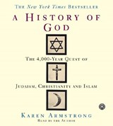 The History of God CD | Karen Armstrong |