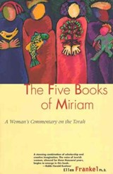 Five Books of Miriam | Ellen Frankel |