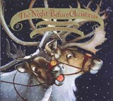 The Night Before Christmas | Moore, Clement Clarke ; Whatley, Bruce |