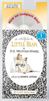 Little Bear Book and CD [With CD] | Else Holmelund Minarik |