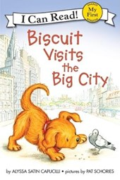Biscuit Visits the Big City | Alyssa Satin Capucilli |