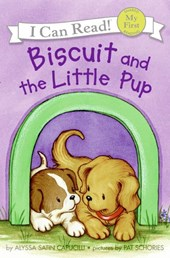 Biscuit and the Little Pup | Alyssa Satin Capucilli |