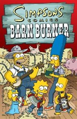Simpsons Comics Barn Burner | Karen Bates |