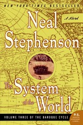 The System Of The World | Neal Stephenson |