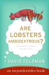 Are Lobsters Ambidextrous? | David Feldman |