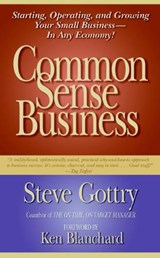 Common Sense Business | Steve Gottry |
