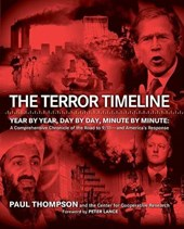 The Terror Timeline | Paul Thompson |