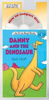 Danny and the Dinosaur Book and CD [With CD]
