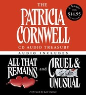 The Patricia Cornwell  Audio Treasury
