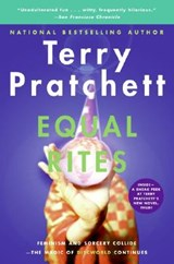 Equal Rites | Terry Pratchett |
