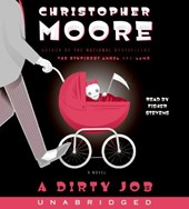 A Dirty Job CD | Christopher Moore |