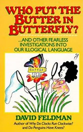 Who Put the Butter in Butterfly?