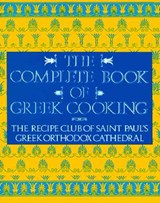 The Complete Book of Greek Cooking | auteur onbekend |