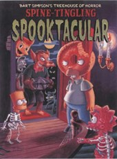 Bart Simpson's Treehouse of Horror Spine-Tingling Spooktacular |  |