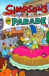 Simpsons, Comics on Parade