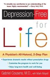 Depression-Free for Life | Gabriel Cousens |