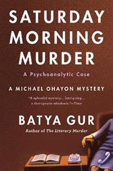 The Saturday Morning Murder | Gur, Batya; Bilu, Dalya |