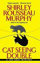 Cat Seeing Double | Shirley Rousseau Murphy |