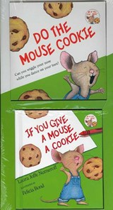 If You Give a Mouse a Cookie [With CD (Audio)] | Laura Joffe Numeroff |