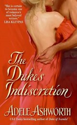 The Duke's Indiscretion | Adele Ashworth |