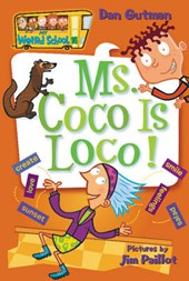 Ms. Coco Is Loco! | Dan Gutman |