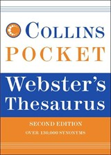 Collins Pocket Webster's Thesaurus, 2nd Edition | Harpercollins Publishers |