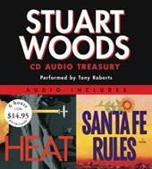 Stuart Woods Audio Treasury