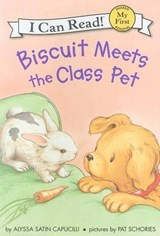Biscuit Meets the Class Pet | Alyssa Satin Capucilli |
