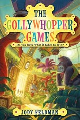 The Gollywhopper Games | Jody Feldman & Victoria Jamieson |