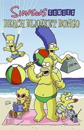 Simpsons Comics Beach Blanket Bongo | Matt Groening |