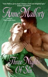 Three Nights of Sin | Anne Mallory |