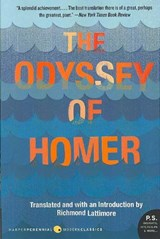 The Odyssey of Homer | auteur onbekend |