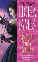 When the Duke Returns | Eloisa James |