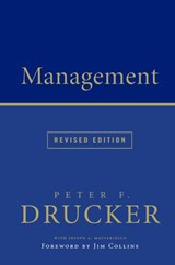 Management | Drucker, Peter Ferdinand ; Maciariello, Joseph A. |